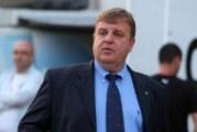 Каракачанов: Готов съм да се оттегля, ако Бойко Борисов и Румен Радев си подадат ръка