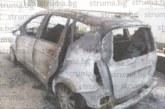 ОГНЕН ИНЦИДЕНТ В ДУПНИЦА! Изгоря мерцедесът на ексшефа на Магистрална полиция Ал. Александров