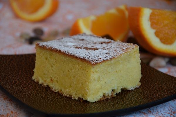 Портокалов кекс