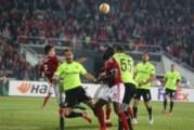 ЦСКА падна от Клуж на старта на Лига Европа