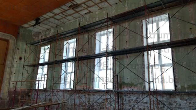 ДОБРАТА НОВИНА: Община Рила предприе основен ремонт на физкултурния салон и стола за хранене на учениците