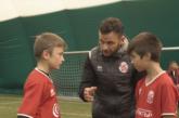 Ексорлето от Бобошево Б. Дяков в ново амплоа на треньор на деца
