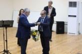 Зам. ректорът на ЮЗУ, композиторът проф. д.изк. Йордан Гошев, зарадва меломаните с авторски концерт, посветен на 60-г. му юбилей