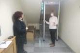 ПОСЛЕДОВАТЕЛНИ В БОРБАТА СРЕЩУ COVID-19!  Терморамка следи температурата на служители и посетители в административната сграда на ВиК – Благоевград