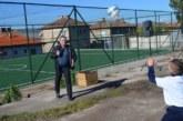 С  празник в радомирски квартал откриха спортна площадка, кметът обеща и зона за отдих