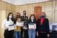 Възпитаници на разложката гимназия с призови места в състезание по английски език