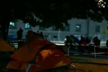 89-а вечер на протест в София