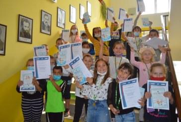 Ученици на гоцеделчевското Първо ОУ шампиони – завоюваха над 170 отличия от състезания