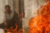 Жена се самозапали в Кочериново