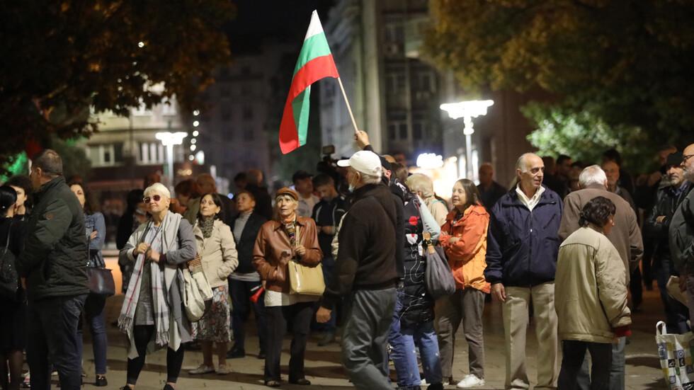 98-ми ден на антиправителствени протести