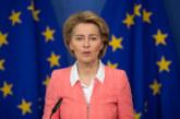 Урсула фон дер Лайен напусна заседанието на Европейския съвет, за да се самоизолира