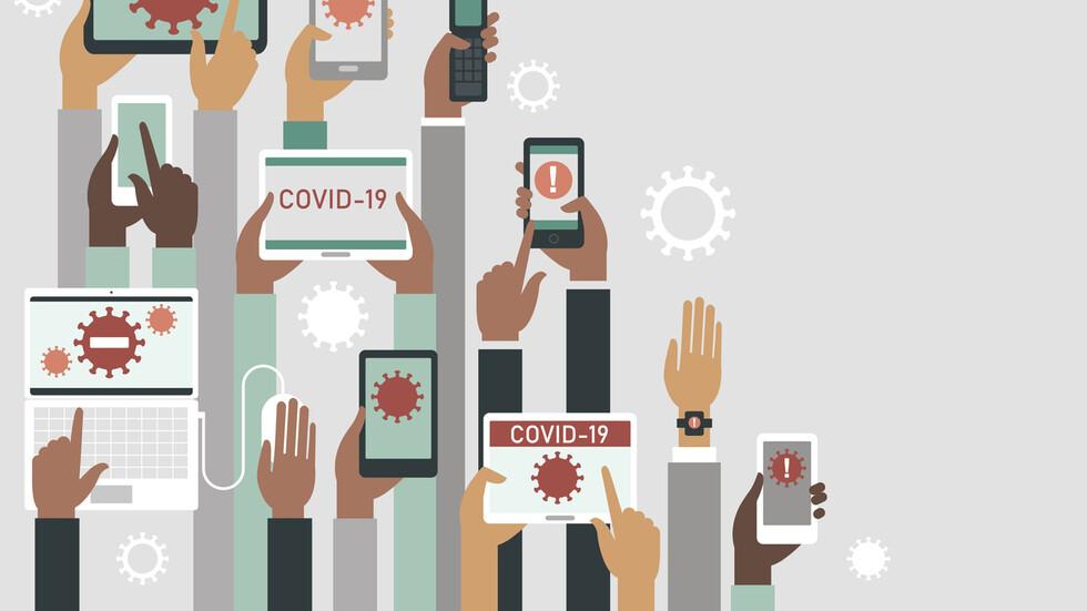 СЗО и Уикипедия в сътрудничество за достоверна информация за COVID-19