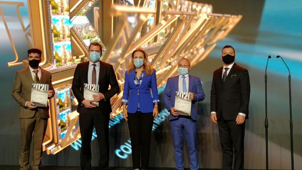 Сандански, Перник и Девня са големите победители в