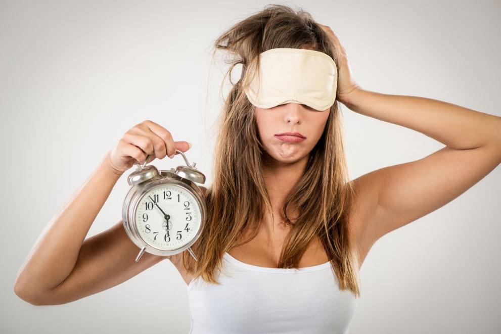 Какво се случва с кожата при недостиг на сън?