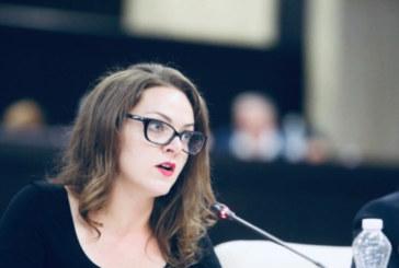 Ваня Маникатева е избрана за зам.-председател на националното Младежко обединение в БСП
