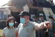 Жената и синът на премиера на Армения отиват на фронта в Нагорни Карабах