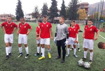 Малките комити вкараха на ЦСКА 1948 2 гола за 4 минути