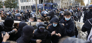 Протести срещу карантината в Германия и Великобритания