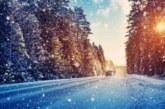 Седмицата започва със сняг