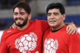 Синът на Марадона е в реанимация заради COVID-19