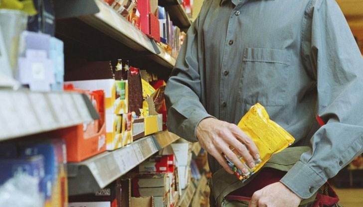 Задигнаха продукти от хранителен магазин в благоевградския кв.