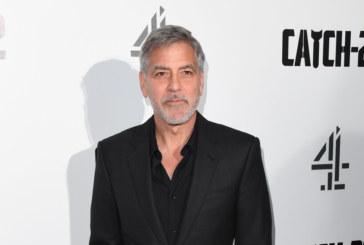 Джордж Клуни раздал 14 милиона на приятели