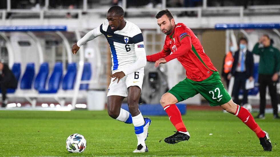 Две дузпи не достигнаха на България за победата срещу Финландия