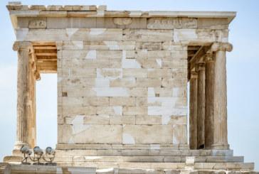 Древна статуя на Хермес изкопана в Атина при ремонт на канализация