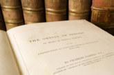 Откраднаха бележници на Дарвин за милиони лири