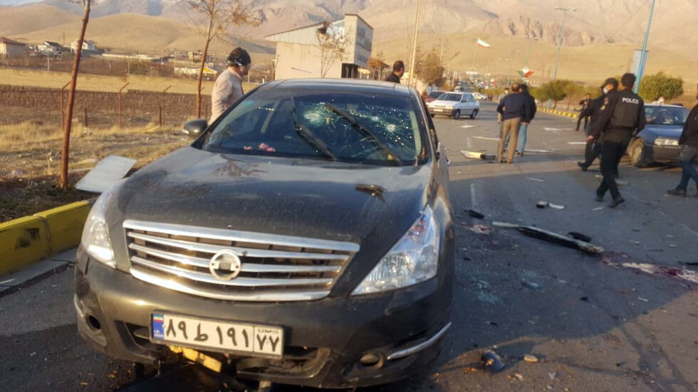 Убиха шефа на иранската ядрена програма
