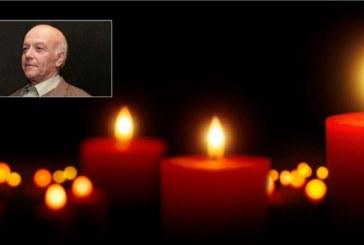 Черна вест! Почина почетният гражданин на Сандански П. Караангов