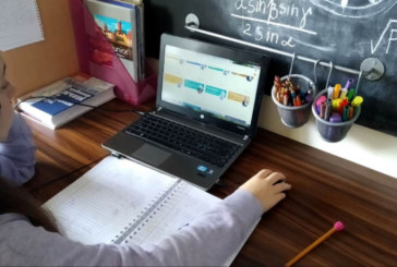Дистанционно обучение за учениците от 6-ти до 12-ти клас и в София