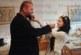Протестърът от Благоевград Н. Йовев сключи граждански брак в понеделник, на рождения ден на любимата му Тоника