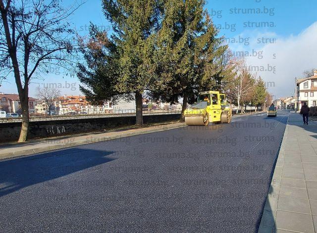 С близо 7 млн. лв. ремонтират уличната мрежа в община Банско