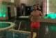 Благоевградските близнаци Цоневи се възстановяват в басейна на лукс хотел от тежките операции
