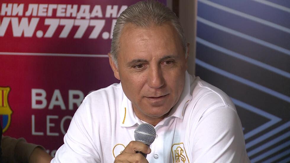 Стоичков надъха Кобрата: Българските юмруци са най-железни!