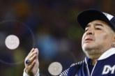 Марадона със сърцераздирателно послание към най-малкия си син часове преди смъртта си