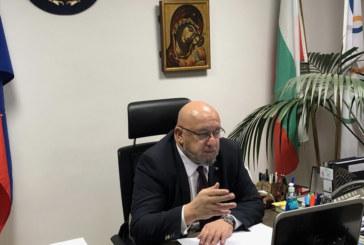 Кралев: Спортът трябва да има достъп до структурните фондове и фондовете за възстановяване