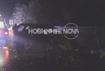 Петима пострадаха при катастрофа в Шуменско