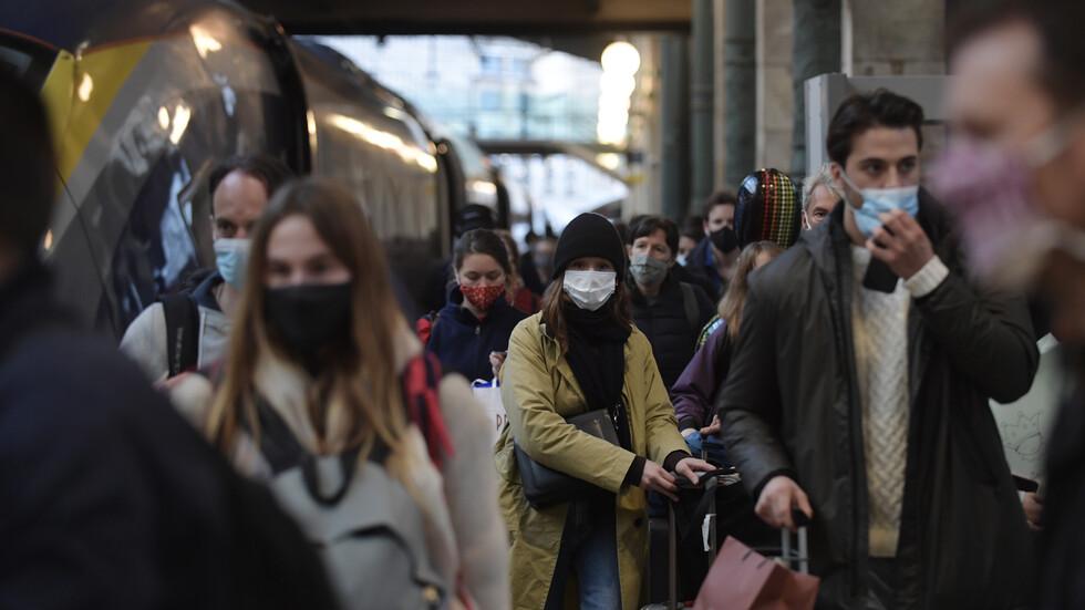 Първи случай на заразен с новия щам на COVID-19 във Франция