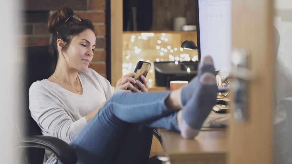 Виртуален детокс: 5 стъпки, за да спрете да се взирате в телефона си