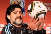 Преименуваха стадиона на Наполи в чест на Марадона