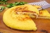 Картофен хляб без мая