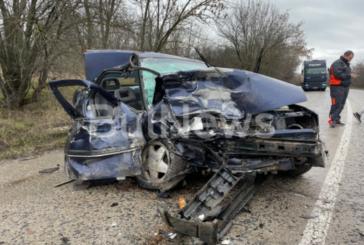 Тежка катастрофа затвори пътя Враца-Оряхово! Транспортираха ранени в болница