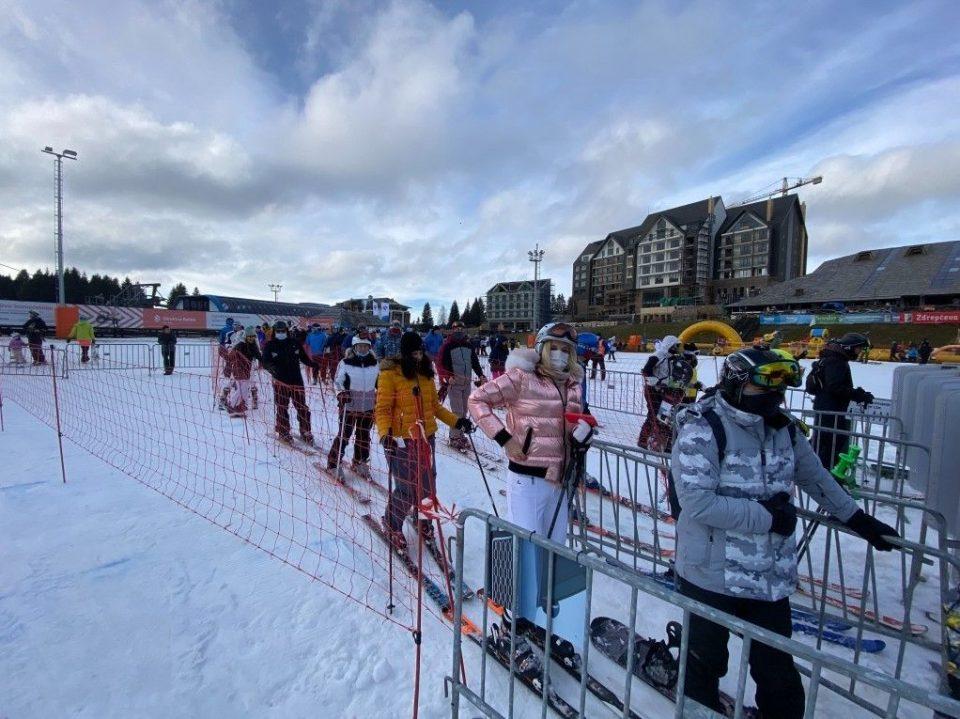Сърбия отвори ски курортите си