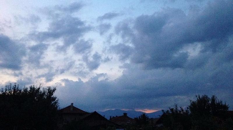 Облачна събота