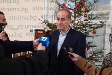 Кметът на Кюстендил П. Паунов с тъжна равносметка за 2020 г.: Изпращаме годината с най-тежките загуби, надявам се следващата да е свързана с надеждата