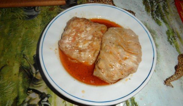 Класически сарми с кисело зеле, кайма и ориз