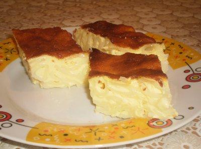 Сочни сладки макарони на фурна с карамелена коричка