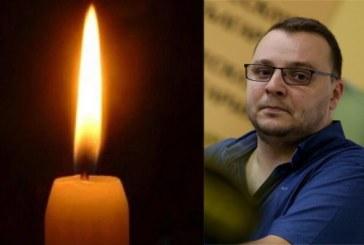 Тъжна вест! Битката с коронавируса загуби спортният журналист Н. Шентов